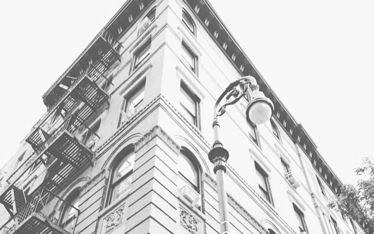 Friend's apartament in Greenwich Village