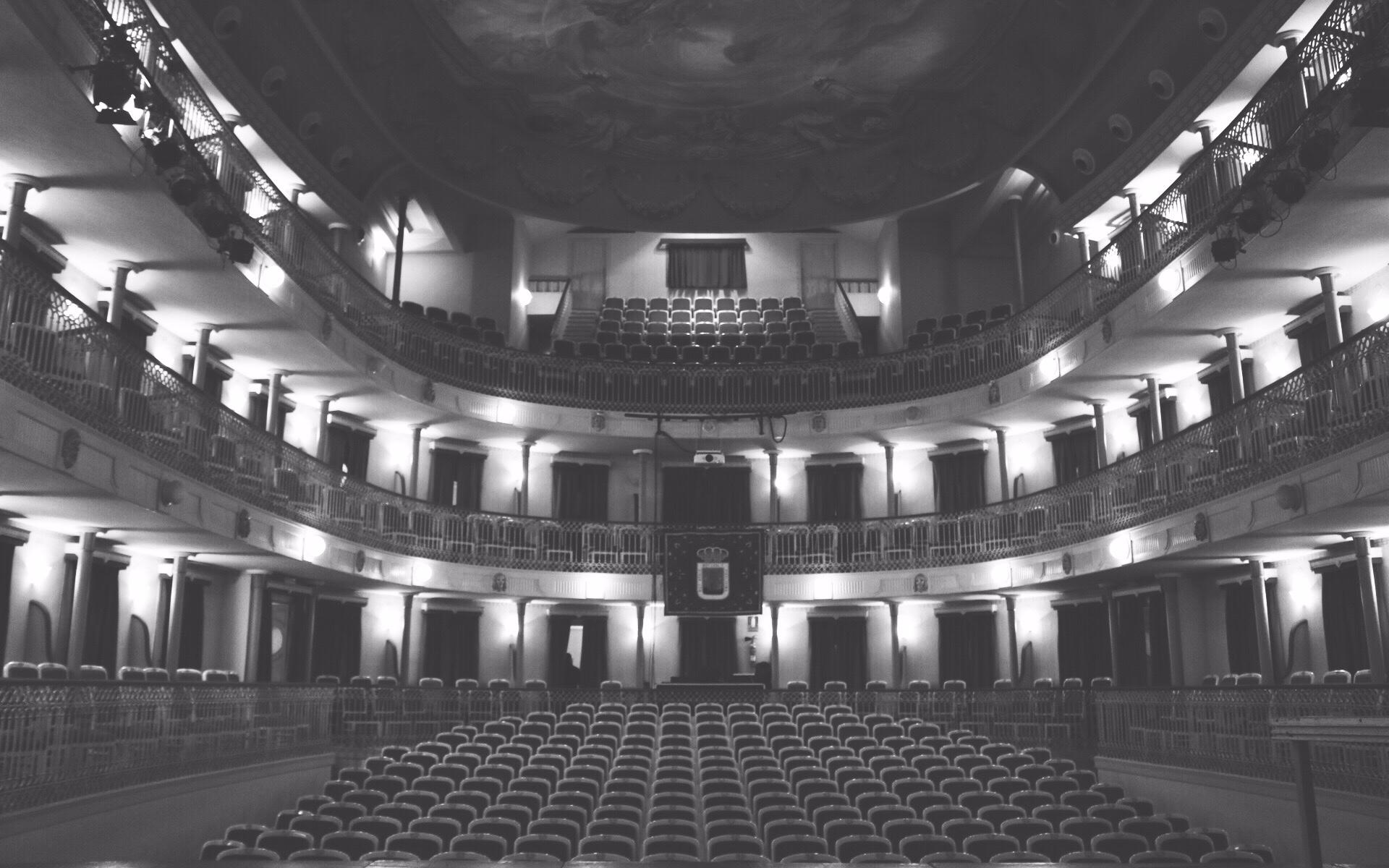 La belleza del Teatro Concha Segura de Yecla