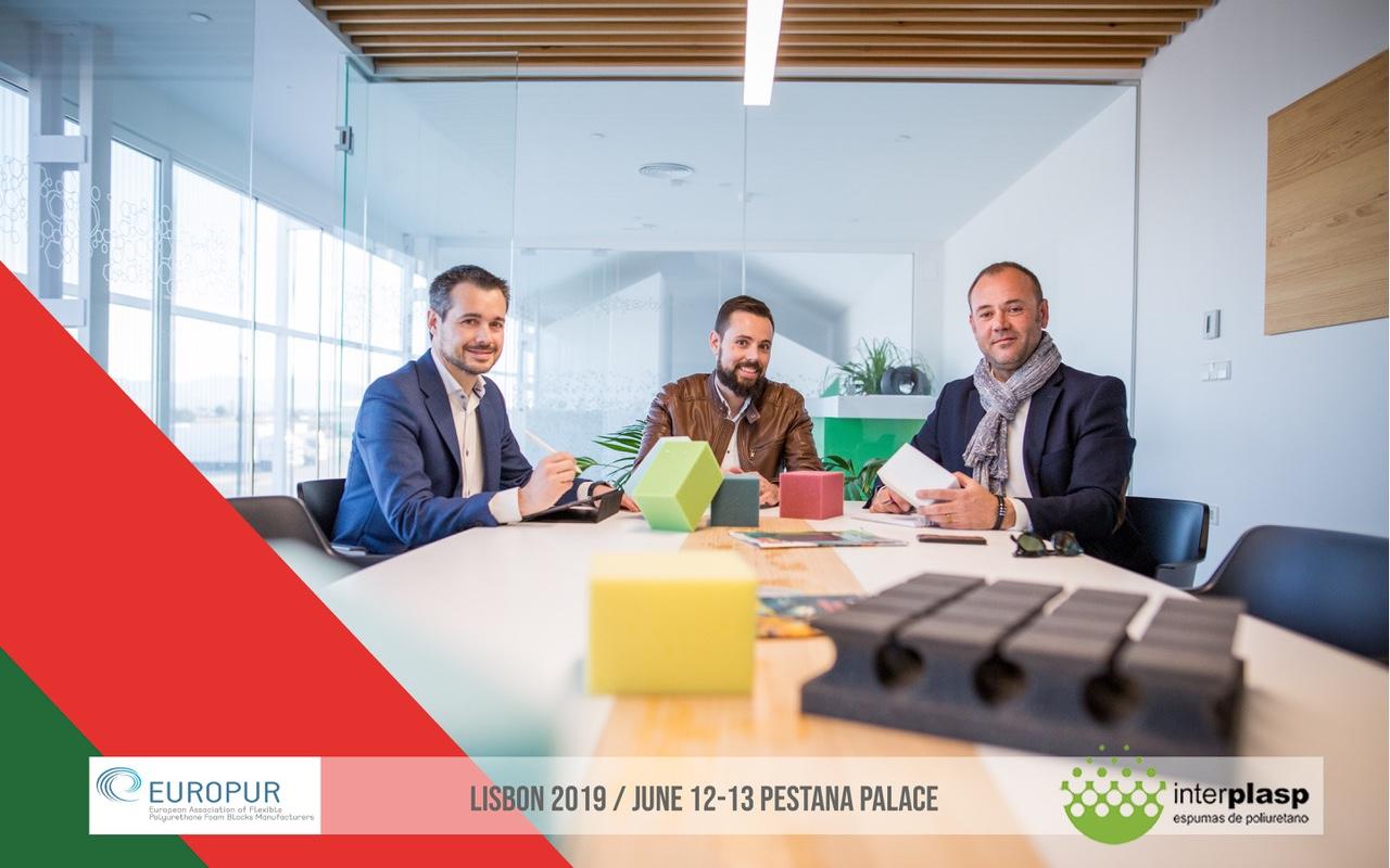 Interplasp estará presente en la conferencia anual de EUROPUR en Lisboa