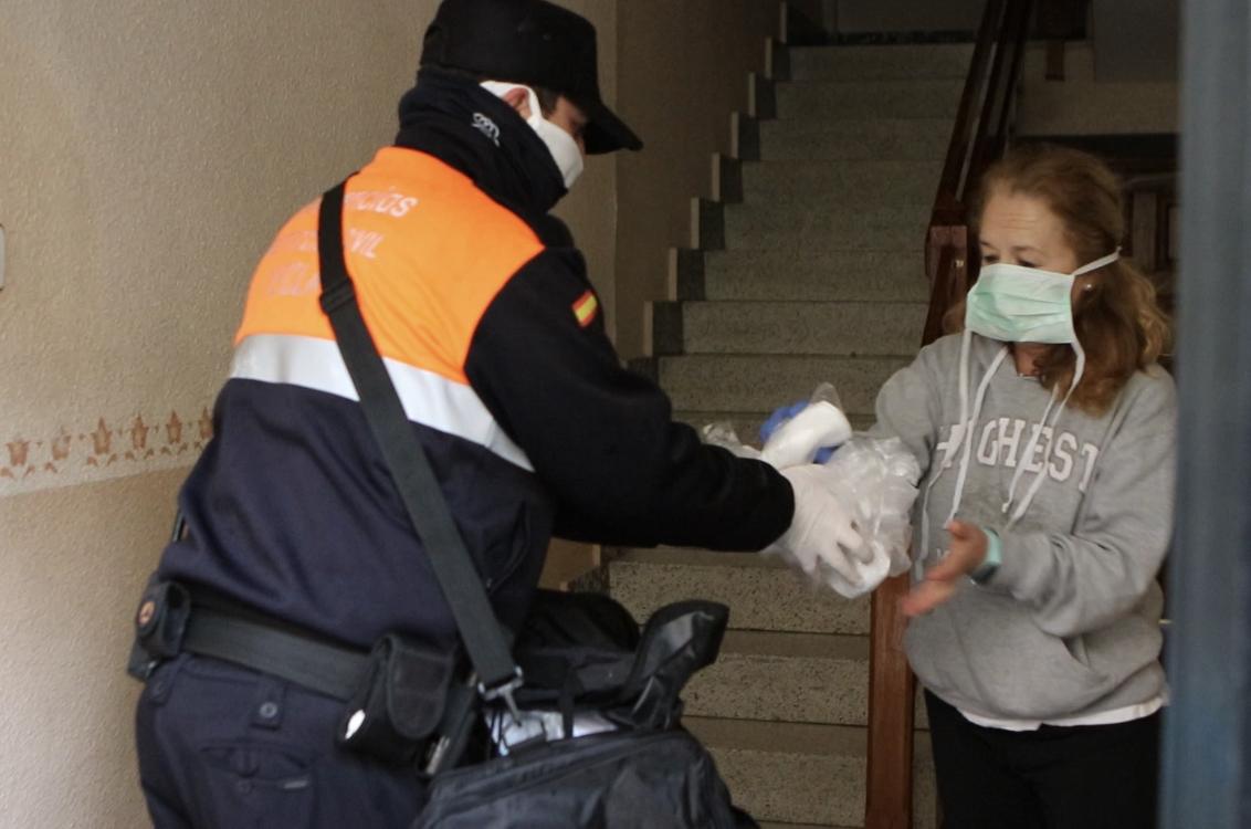 Yecla, la ciudad donde todos los ciudadanos tienen mascarillas desde hace 15 días