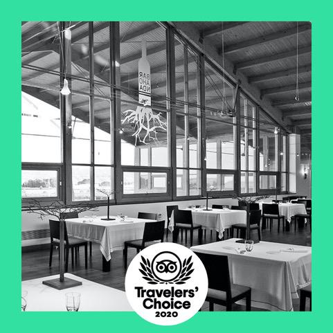 Restaurante Barahonda ha sido reconocido con el premio «Travelers' Choice de Tripadvisor 2020»